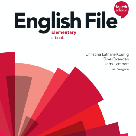 New English File 4th Edition Elementary. Available as an online course or a classroom course.