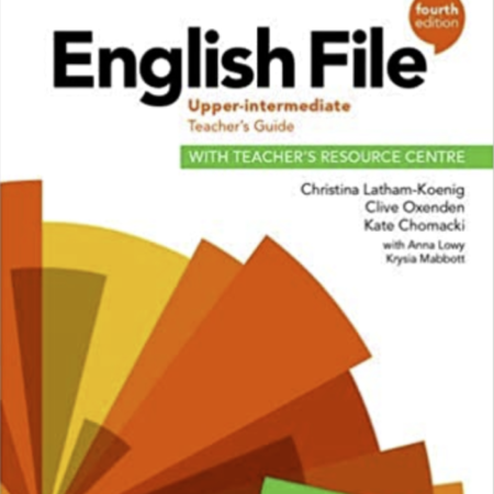New English File 4th Edition Upper Intermediate,Available as an online course