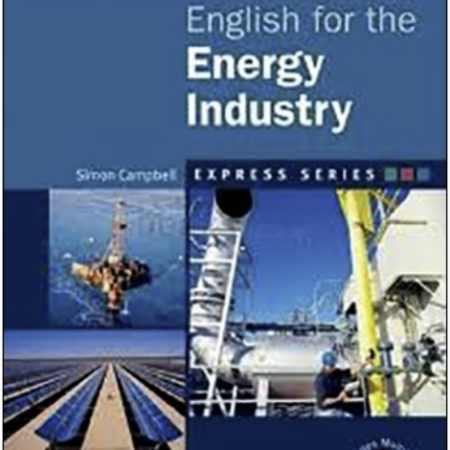 English for Energy Industry, Available as an online course or classroom course