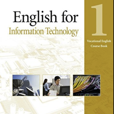 English For The Information Technology 1