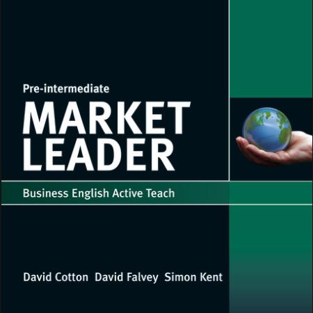Market leader Pre-Intermediate course