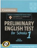 complete PET Cambridge preliminary 1