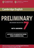 complete PET Cambridge preliminary 7